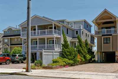 Sea Isle City Townhouse For Sale: 6709 Pleasure Avenue, South #South