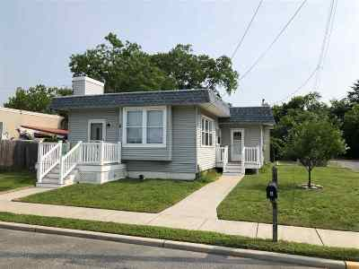 Cape May Court House Multi Family Home For Sale: 2 Steel Road
