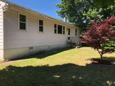 Single Family Home For Sale: 208 Fulling Mill Road