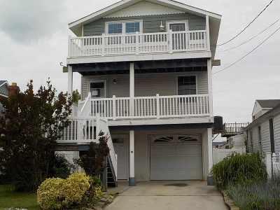 Wildwood Single Family Home For Sale: 3304 Hudson Avenue