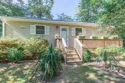 Single Family Home For Sale: 407 Baywyn Road