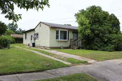North Cape May Single Family Home Under Contract: 106 Leaming Avenue