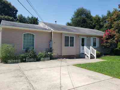 Cape May Court House Single Family Home For Sale: 325 Indian Trail Road