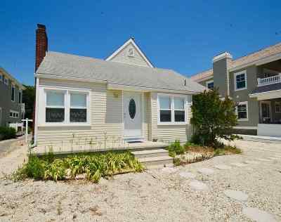 Stone Harbor NJ Single Family Home For Sale: $1,689,000
