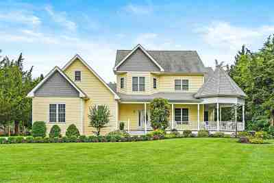 Cape May Court House Single Family Home For Sale: 48 Cedar Meadow Drive