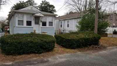 Villas Single Family Home Under Contract: 150 New Jersey Avenue