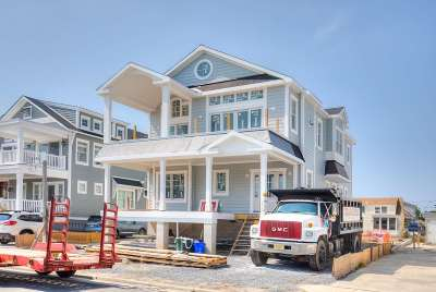 Stone Harbor NJ Single Family Home For Sale: $2,649,000
