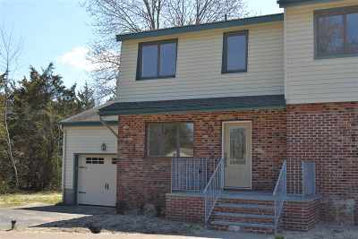 Cape May Court House Townhouse For Sale: 1 E Lord Lane #East