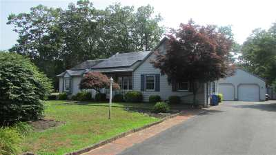 Single Family Home For Sale: 2 Hilltop Drive
