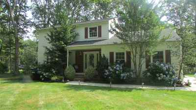 Cape May Court House Single Family Home For Sale: 28 Dory Drive