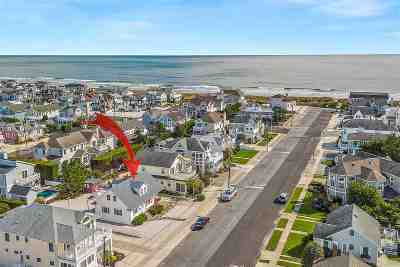 Stone Harbor NJ Single Family Home For Sale: $2,299,000