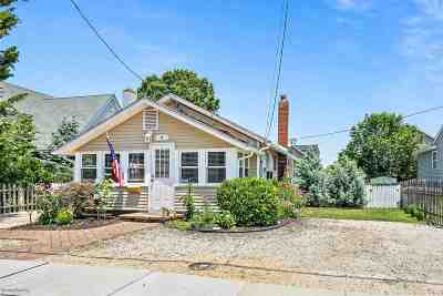 Cape May Court House Single Family Home For Sale: 16 W Atlantic Avenue