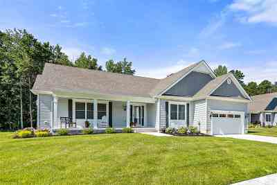 Cape May Court House Single Family Home For Sale: 11 Canterbury Way