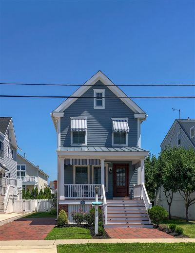 Stone Harbor Single Family Home Under Contract: 356 89th Street