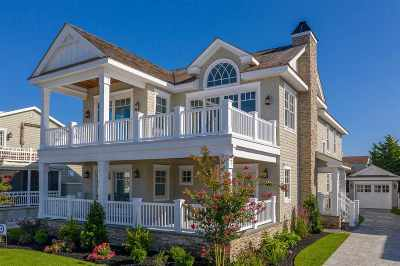 Stone Harbor NJ Single Family Home For Sale: $3,295,000