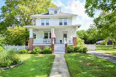 Single Family Home For Sale: 121 Reading Avenue