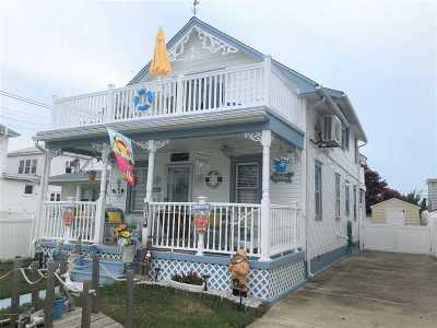Wildwood Single Family Home Under Contract: 212 E Leaming Avenue