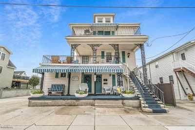 Wildwood Multi Family Home For Sale: 218 E Hildreth Avenue