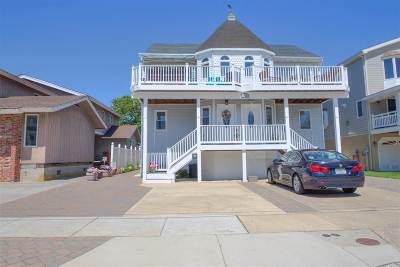 Sea Isle City Townhouse For Sale: 125 51st Street #West