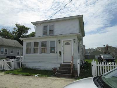 Wildwood Single Family Home For Sale: 428 W Andrews Avenue