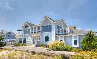 Stone Harbor NJ Single Family Home For Sale: $5,695,000