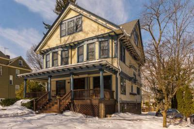 Single Family Home Sold: 17 Mountain Ave