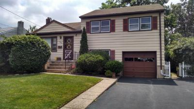 Union Twp. NJ Single Family Home Sold: $285,000