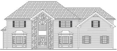 Hanover Twp. Single Family Home For Sale: 00 Boulevard Rd