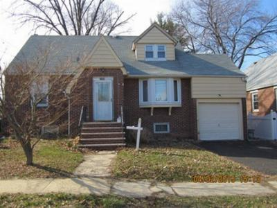 Union Twp. NJ Single Family Home SOLD: $186,900