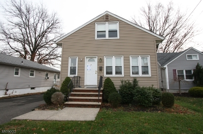 Clark Twp. Single Family Home For Sale: 41 Harding Ave