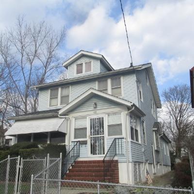 Hillside Twp. Single Family Home For Sale: 151 Summer Ave
