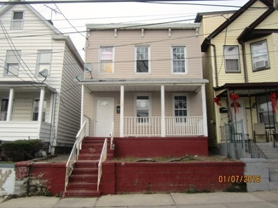 Perth Amboy City NJ Multi Family Home SOLD: $159,900