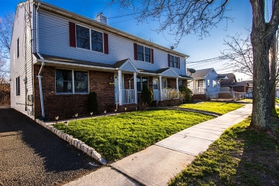 Roselle Park Boro Single Family Home For Sale: 438 Seaton Ave