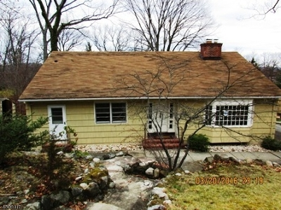 Lincoln Park Boro NJ Single Family Home SOLD: $284,900