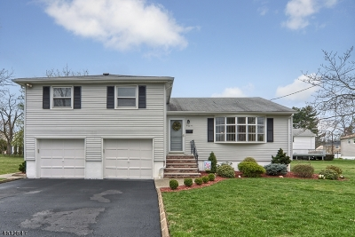 Springfield Twp. NJ Single Family Home Sold: $549,000