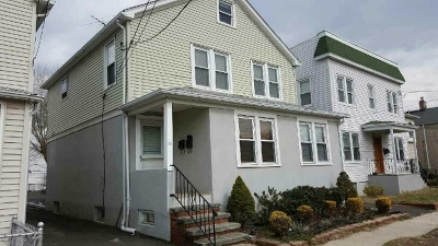 Millburn Twp. Multi Family Home For Sale: 29 Mechanic St