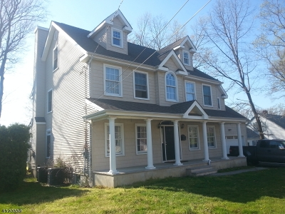 Matawan Boro Single Family Home For Sale: 1 Ziegler Pl
