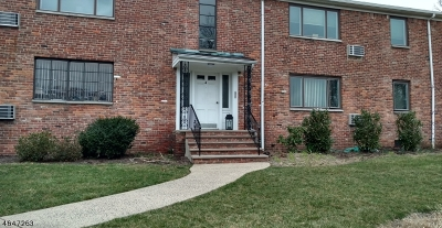 Springfield Twp. NJ Condo/Townhouse Sold: $208,000