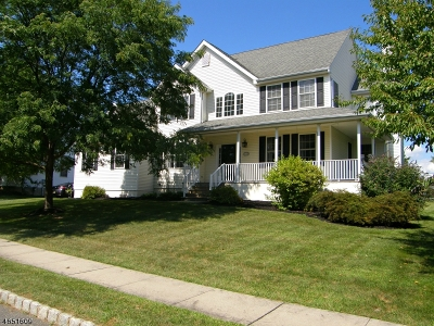 Greenwich Twp. NJ Single Family Home Sold: $365,000