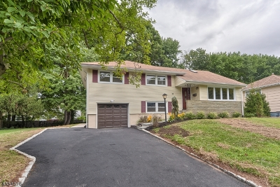 Springfield Twp. NJ Single Family Home Sold: $569,000
