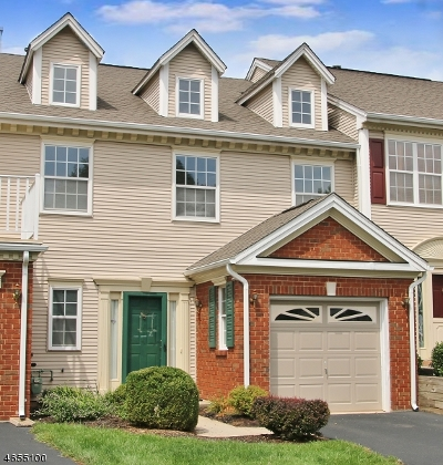 Bridgewater Twp. Condo/Townhouse For Sale: 1703 Bayley Ct #1703
