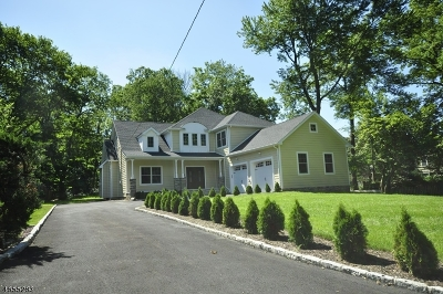 Summit City Single Family Home For Sale: 6 New Providence Ave