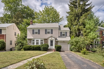 Millburn Twp. NJ Single Family Home Sold: $715,000