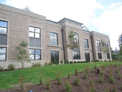 Bernardsville Boro Condo/Townhouse For Sale: 25 Mill St (Residence 101) #101