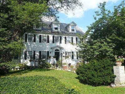 Hillside Twp. Single Family Home For Sale: 833 Salem Ave