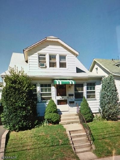 Union Twp. Multi Family Home For Sale: 148 Vassar Ave