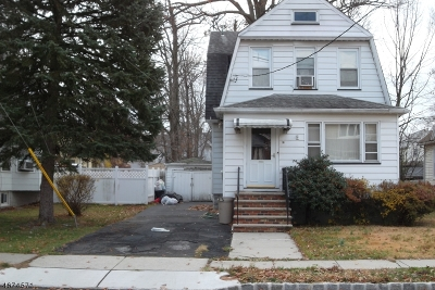 Roselle Park Boro Single Family Home For Sale: 36 Charles St