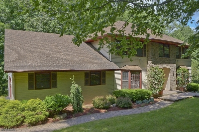 Parsippany-Troy Hills Twp. Single Family Home Active Under Contract: 208 Powder Mill Rd
