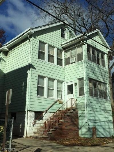 HILLSIDE Multi Family Home Active Under Contract: 1420 Boa Pl