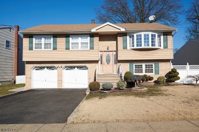 Woodbridge Twp. Single Family Home For Sale: 60 Pleasant Ave